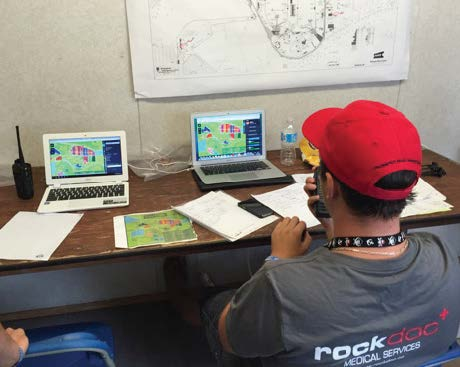 RockDoc Dispatchers